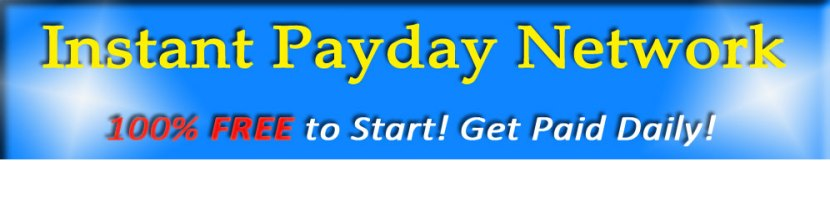 Instant Payday Banner